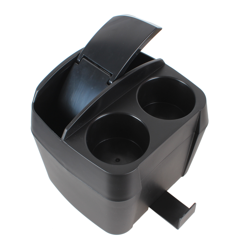 Cup Holder Trash Can For Car