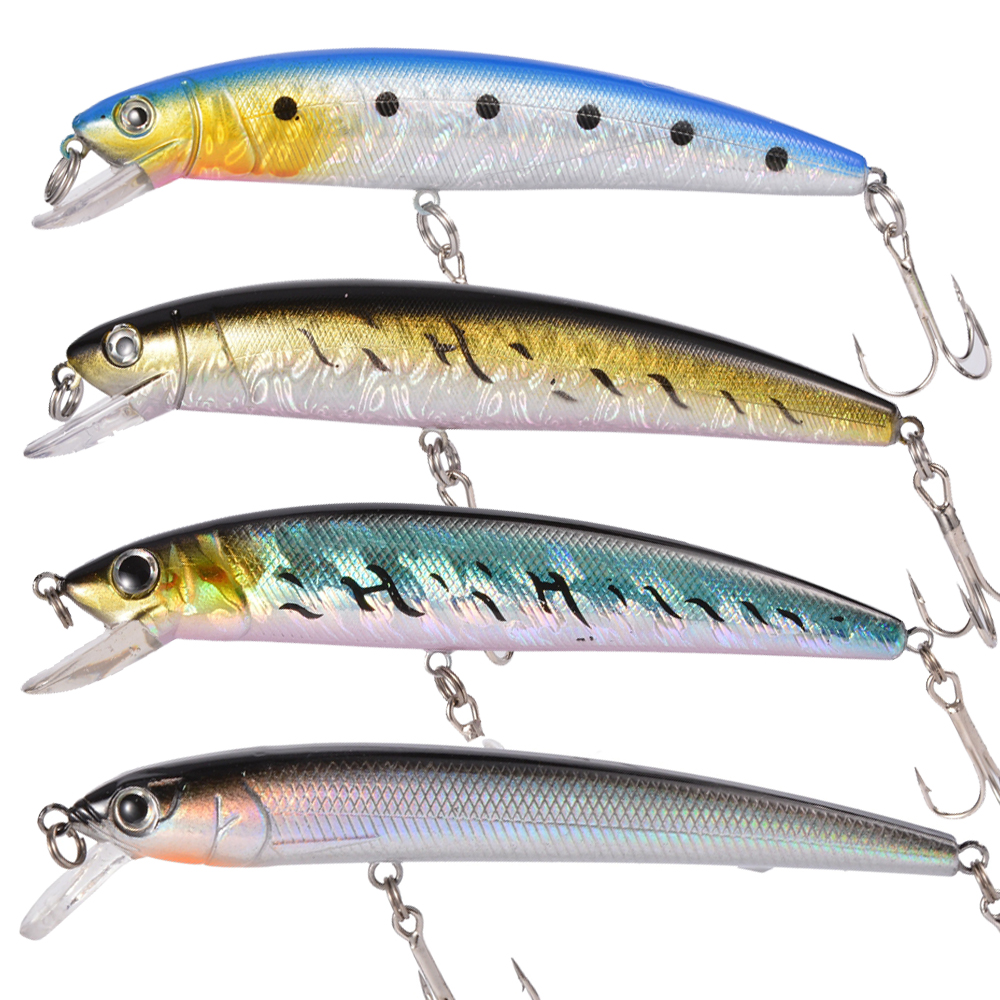 Mepp aglia spinner lure sea trout pike perch salmon bass for Spinner fishing lures