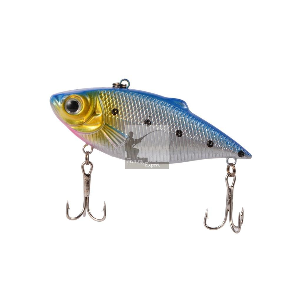1pc fishing lures fish lure bass small fat crankbait crank for Bass fishing gear