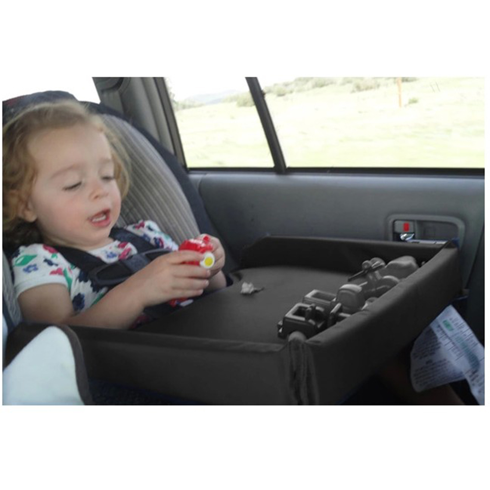Baby Car Safety Seat Snack Amp Play Lap Tray Portable Table Kid Travel 4 Colors