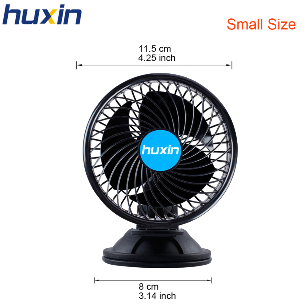 4 5 dc 12v stepless car cooling air window fan suction for 12v window fan