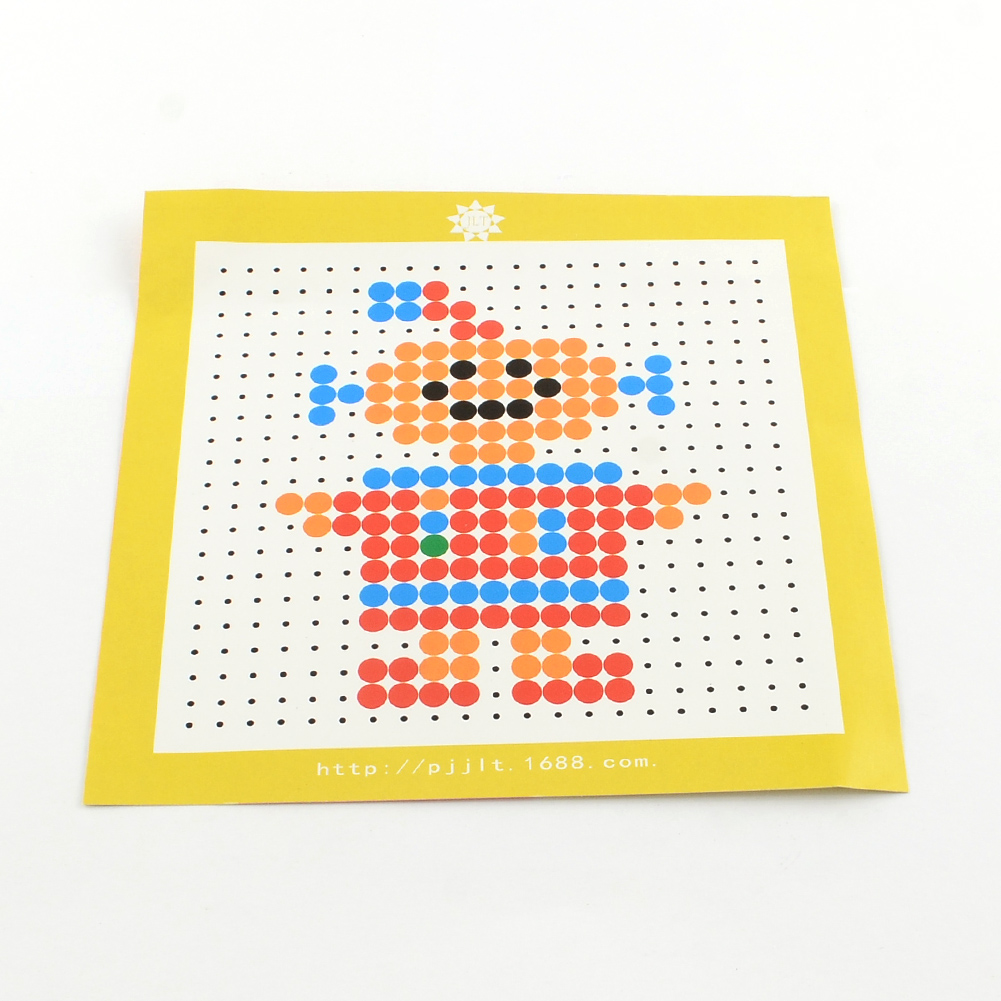 Fuse bead pegboards - New orleans hamburger and seafood